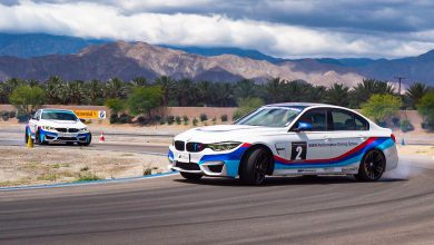 Photo of Pushing My Limits at the BMW Performance School