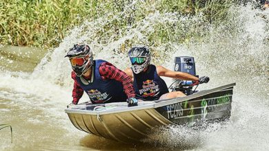 Of Course Australia Would Have the Craziest Boat Racing You've Ever Seen (Video)