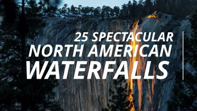 Photo of 25 Spectacular North American Waterfalls