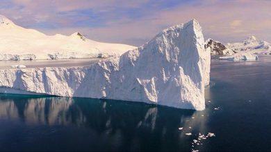 Stunning Drone Footage of Antarctica
