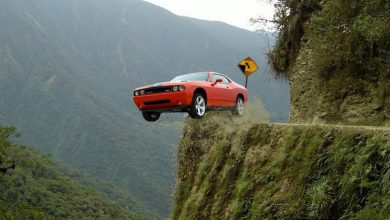Photo of The 20 Most Dangerous Roads in the World (20 Photos)