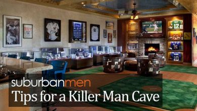 Photo of Tips for a Killer Man Cave (12 Photos)