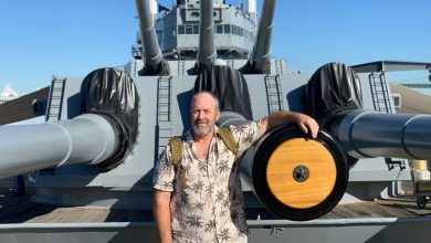 Photo of My Day Aboard the Historic Battleship USS Iowa (Video & Photos)