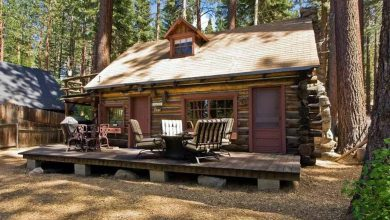 Photo of Admit It, You Want This Tiny Cabin (12 Photos)