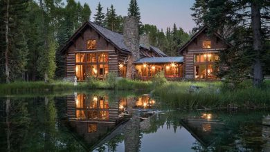 Photo of Dream House: Wyoming Woodland Retreat (17 Photos)