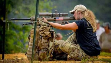 Photo of We Love Us Some Girls With Guns (30 Photos)