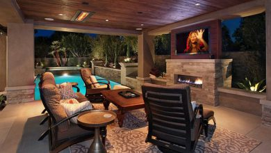 Photo of Spectacular Outdoor Living Spaces (25 Photos)