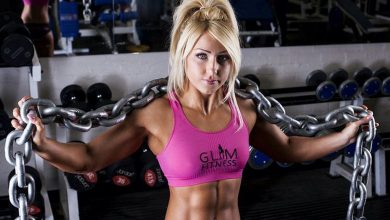 Photo of Strong is the New Sexy (33 Photos)