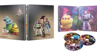 Photo of Toy Story 4: Steelbook Limited Edition Collectible