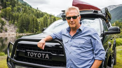 Photo of Toyota Just Unveiled This Awesome Custom-Built Adventure Tundra For Kevin Costner at SEMA