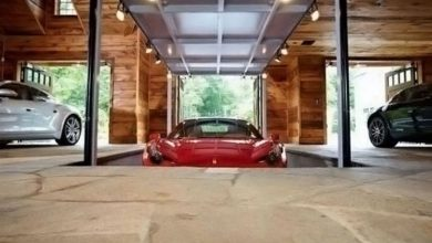 Photo of This Ultimate Man Cave Garage is Nicer Than Your House (19 Photos)