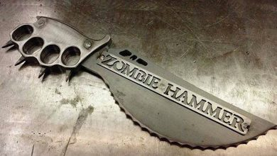 Photo of Kick-Ass Zombie Weapons In Case of… Well, Zombies (27 Photos)