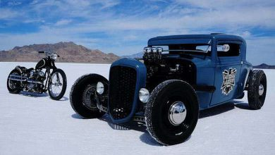 Photo of Afternoon Drive: Hot Rods and Rat Rods (26 Photos)