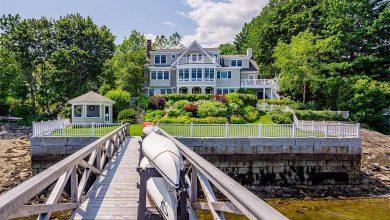 Photo of Dream House: Maine Coastal Paradise (23 Photos)