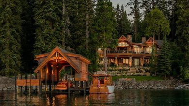 Photo of Dream House: The Eagle's Nest in Lake Tahoe (44 photos)