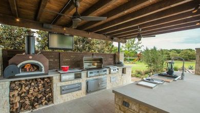 Photo of These Outdoor Kitchens Let You Get Your Grill On (30 Photos)