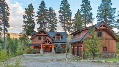 Photo of River Retreat Is Our New Favorite Rustic Dream Home (39 Photos)