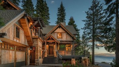 Photo of These Rustic Luxury Houses Are Stone and Wood Perfection (30 Photos)