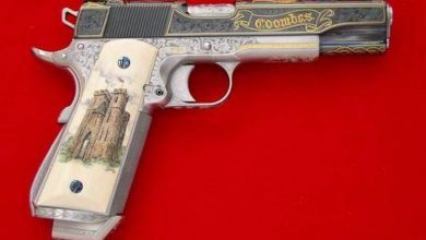 Photo of These Custom Guns are Works of Art (23 Photos)