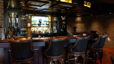 Photo of You'd Never Leave the House If You Had These Awesome Home Bars (21 photos)