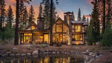 Photo of Dream House: Lake Tahoe Woodsy Cabin (14 Photos)