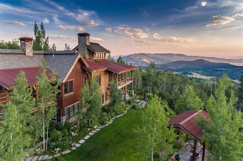 Dream House: Steamboat Springs Wooded Views (1)
