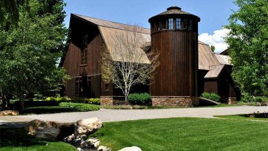 Photo of Dream House: Sun Valley Barn Restoration (15 Photos)