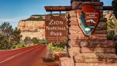 Photo of Explore America: Zion National Park (21 Photos)
