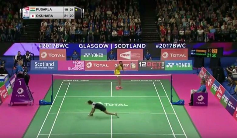 If You Think Badminton Isn't Hardcore, Watch This 73 Shot Rally (Video)