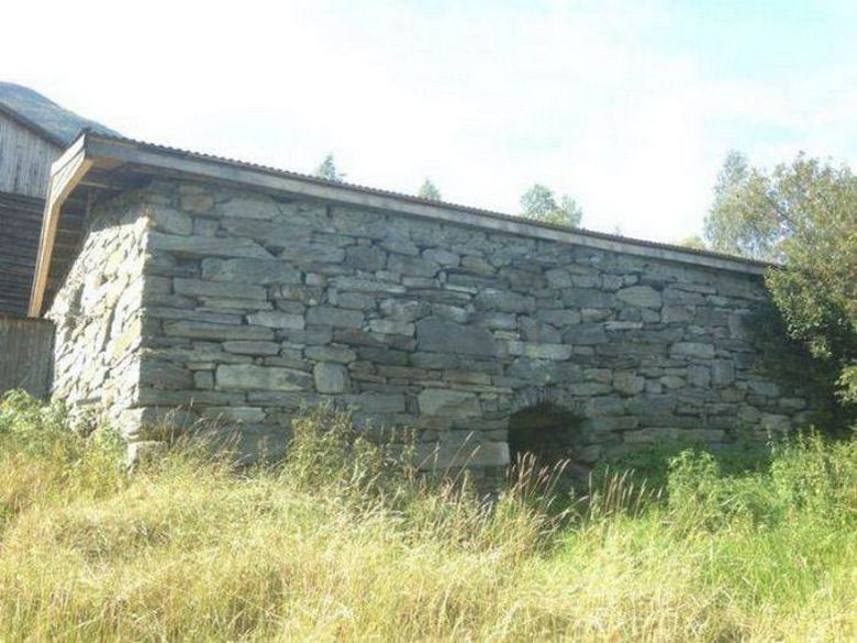 Norwegian Man Converts a Crumbling 1870's Stone Farmhouse into an Awesome Man Cave (1)