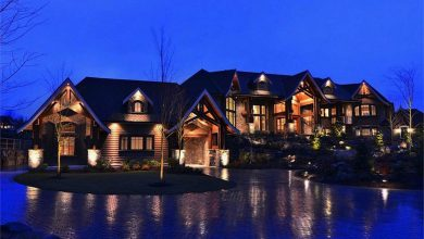Photo of Stunning British Columbia Mansion (20 Photos)