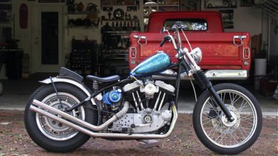 Afternoon Drive: Two-Wheeled Freedom Machines (1)