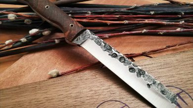 Photo of These Custom Knives Are Works of Art (22 Photos)