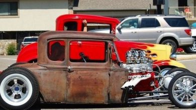 Photo of Afternoon Drive: Hot Rods and Rat Rods (27 Photos)