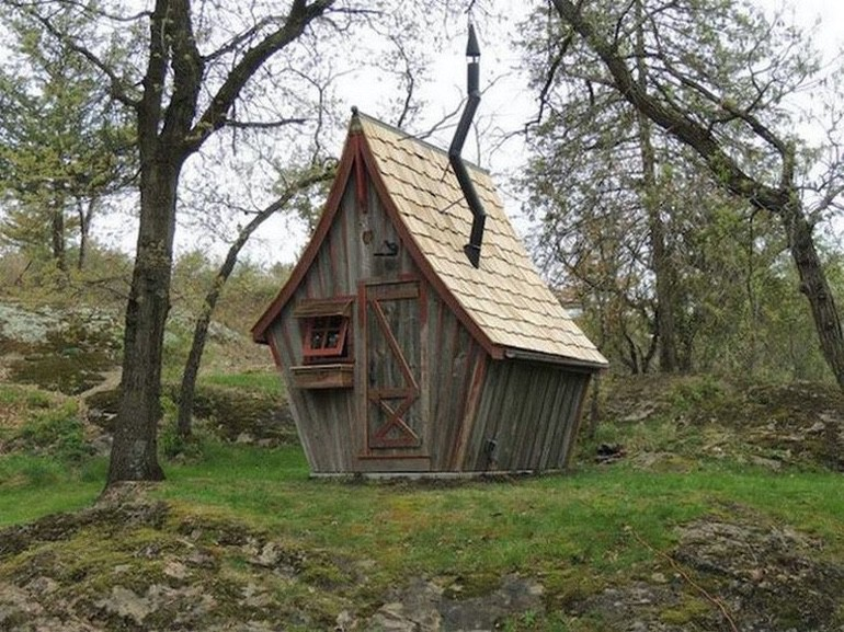 15 Amazing Fantasy-Like Cabins (1)