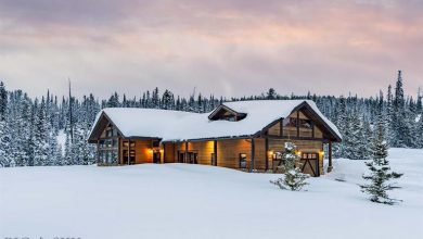 Photo of Dream House: Big Sky, Montana Rustic Retreat (13 Photos)