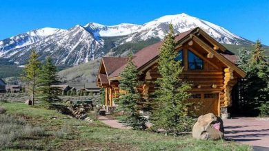 Photo of Dream House: Crested Butte Log Cabin (21 Photos)