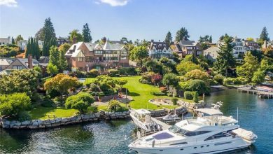 Photo of Dream House: Historic Seattle Waterfront (24 Photos)