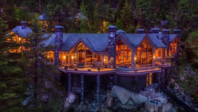 Photo of Dream House: Lake Tahoe Rustic Luxury Mansion (17 Photos)