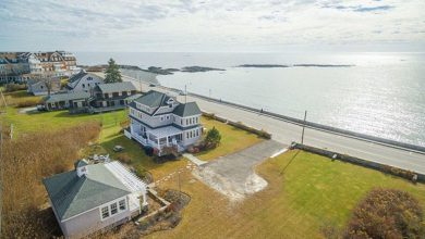 Photo of Dream House: We're In Love With This Breathtaking Maine Beach House (35 Photos)