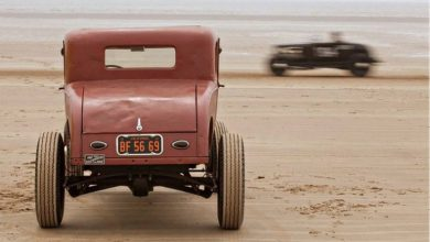 Photo of Afternoon Drive: Hot Rods and Rat Rods (30 Photos)
