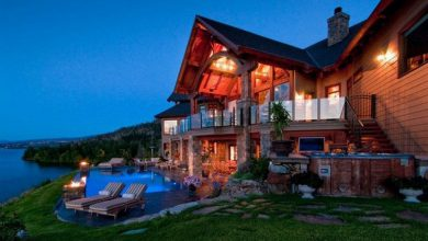 Photo of Dream House: British Columbia Lakefront (23 Photos)