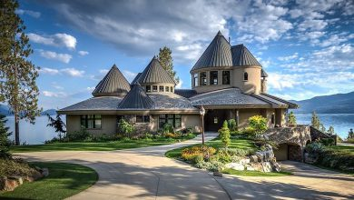 Photo of Dream House: Magnificent Idaho Lakefront Estate (23 Photos)