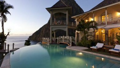 Photo of Dream House: St. Lucia Oceanfront Estate (22 Photos)