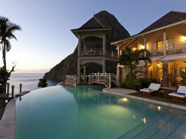 Dream House: St. Lucia Oceanfront Estate (1)