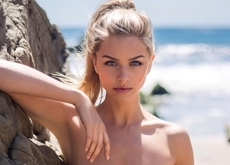 Can You Blame Us for Featuring Marina Laswick Again? (1)