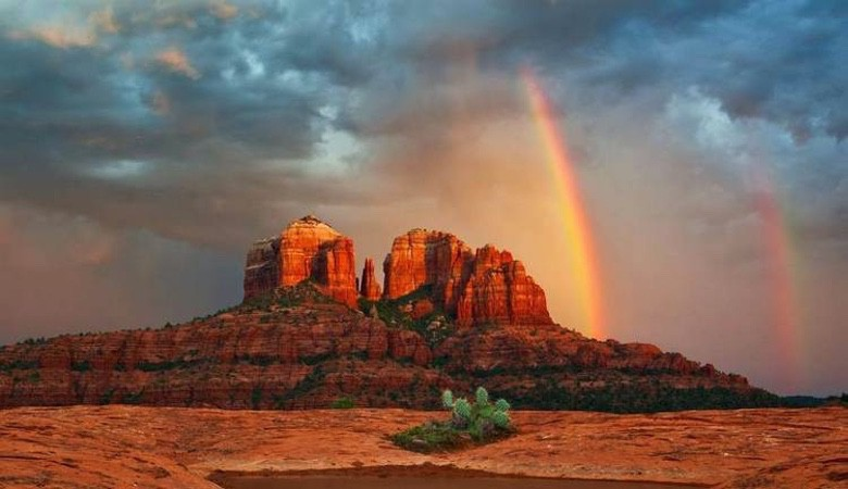 Social Distancing Vacation Ideas: Sedona, Arizona (1)