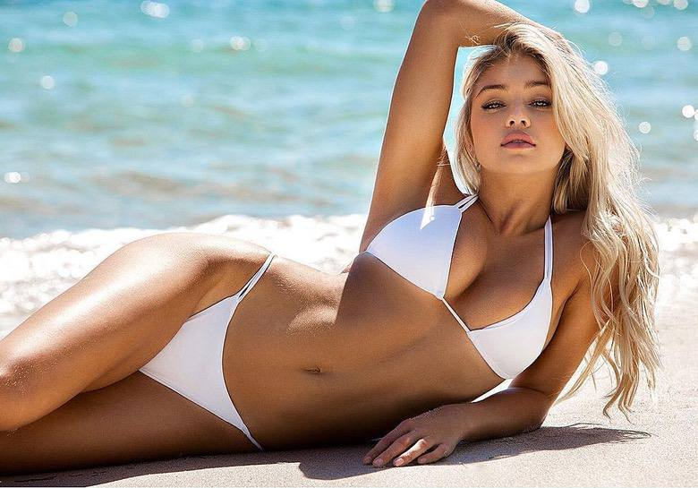 Instagram Crush: Blonde Bikini Model Morgan Avery (1)
