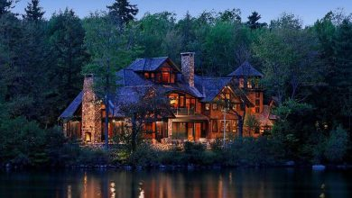 Photo of I Can See Myself in One of These Rustic Dream Homes (22 Photos)