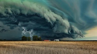 Photo of Supercell Thunderstorms are Dangerously Beautiful (17 Photos)